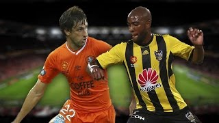 Brisbane Roar v Wellington Phoenix (Highlights)