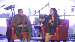 Touré Roberts and Sarah Jakes on Love, Purpose, Relationships and Destiny