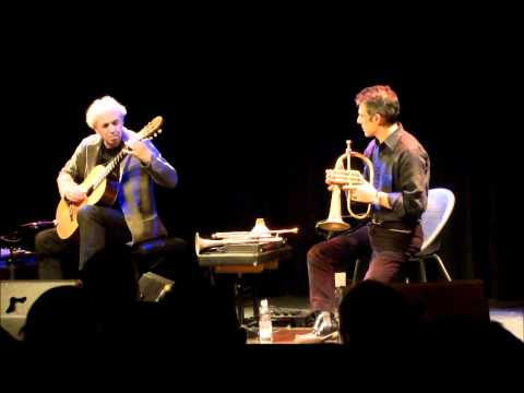 Stompin At The Savoy /Ralph Towner&Paolo Fresu in Moods - 13 Feb 2012