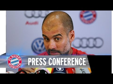 Press Conference with Pep Guardiola from Doha (Highlights)