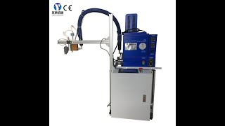 YONGTAI hot melt glue machine for high speed automatic nozzle