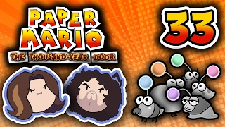 Paper Mario TTYD: The 101 Puni Party - PART 33 - Game Grumps