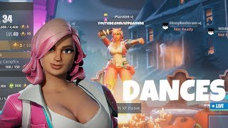 Fortnite: Dances with Power Base Penny in Battle Royale -Unobtainable Hero