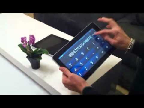 Test de la tablette tactile Flytouch2