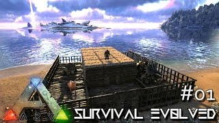 ARK: Survival Evolved - KINGS COMPOUND - EPIC START for SEASON 3 [S3 E01] (Gameplay)