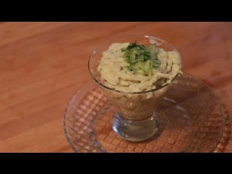 Dip Recipe With Cucumber, Onion, Mayonnaise & Sour Cream : Onion Dip Recipes
