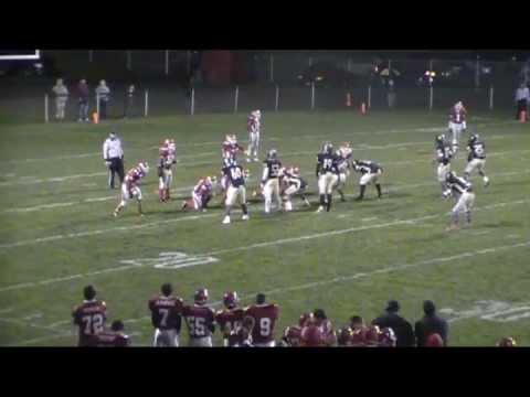 Imani Christian Academy vs Fort Cherry 2012