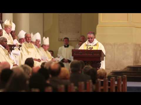 Fernand J. Cheri ordained Auxiliary Bishop of the Roman Catholic Archdiocese of New Orleans