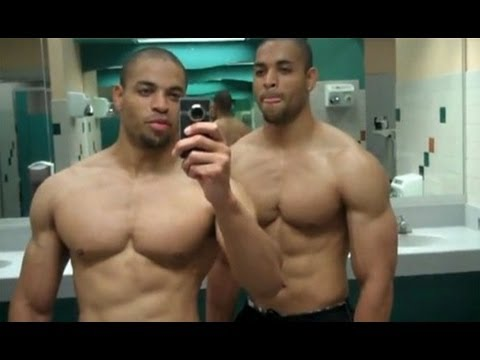 Hodgetwins - Twin Muscle Workout - Protein and Creatine Review