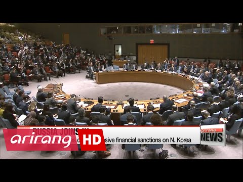Russia joins toughened global sanctions on N. Korea