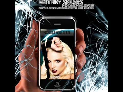 Britney Spears - Phonography (portux-3891's Masturbatik 911 Call Radio Edit) video