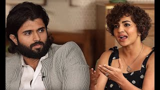 Vijay devarkonda vs Parvathy thiruvothu|parvathy on arjun reddy and kabir singh full video