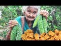 Healthy Bitter Gaurd Curry With Jaggery By 106 Granny  Country foods