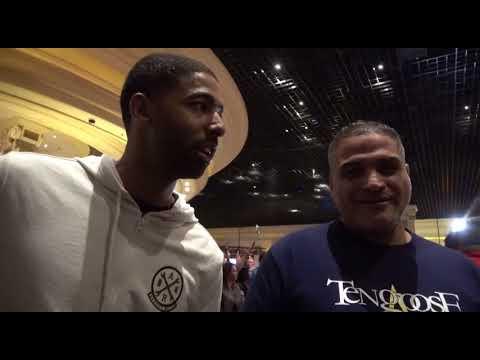 Brandon Rios Robert Garcia & Donald Behind The Scenes EsNews Boxing