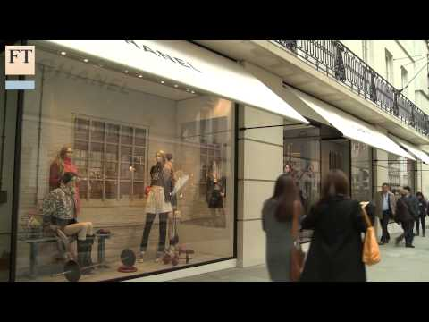 Emerging economies weigh on luxury goods | FT Business