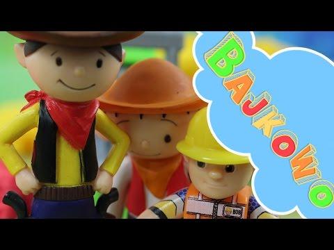 Kontrola przy budowie mostu | Bolek i Lolek & Bob Budowniczy | Bajki dla dzieci