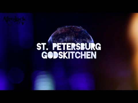 Afrojack @ St. Petersburg Godskitchen!