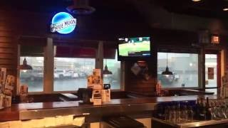 Tornado Smashes Through Starbucks In Kokomo, Indiana