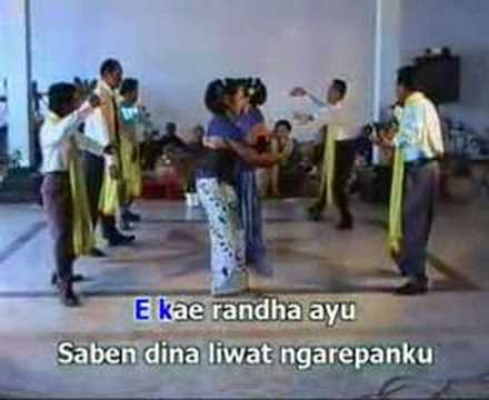 Tayub Tulungagung ~ Rondo Ayu video