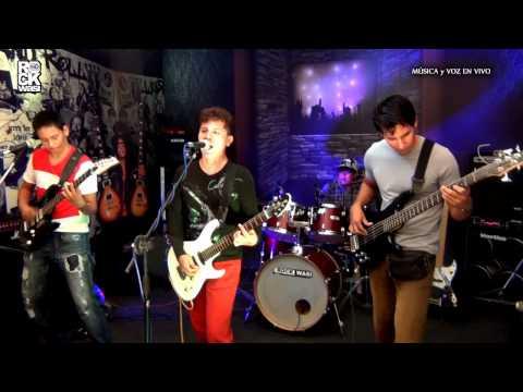 CREPUSCULO CHARAPA ROCK [HD] (Sesiones en @ Rockwasi Records) | Tarapoto Peru