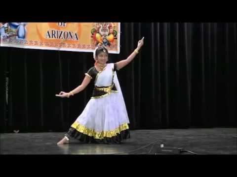 Kha Vishu Celebration 2014 - Semi Classical Dance By Remya Arun Krishnan video