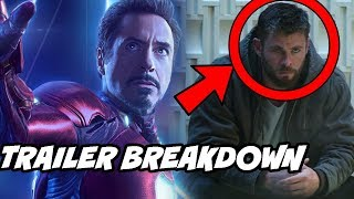 Avengers 4 Endgame Official Trailer Breakdown In Hindi Explained