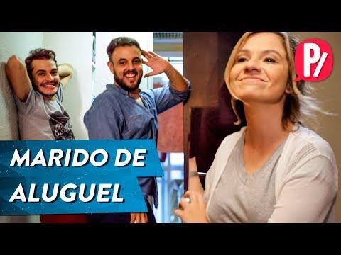 MARIDO DE ALUGUEL | PARAFERNALHA Vídeos de zueiras e brincadeiras: zuera, video clips, brincadeiras, pegadinhas, lançamentos, vídeos, sustos