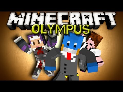 Minecraft Olympus - EXPLORATION!! - CTM with Deadlox and Setosorcerer - #3