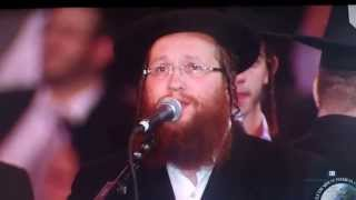 Shloime Daskal Singing 'Ani Maamin' At the Twelfth Siyum Hashas