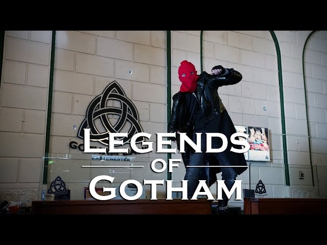 Legends of Gotham #26 - (S01E17) Spooning Fish Mooney