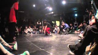 울산댄스학원 [POSSI DANCE ACADEMY] CALDRON MOUNTAIN JAM Vol.2 B-boy ONETOP battle clip