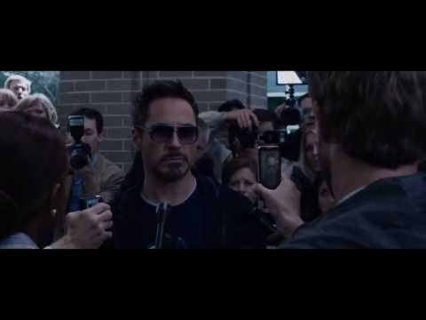 Iron Man 3 clip 'Calling Out the Mandarin' OFFICIAL Marvel | HD