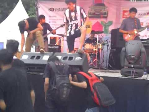 last pray before dead openSTAGE #HAIDAY at parkit timur senayan