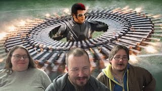 2.0 (Endhiran 2) Trailer Reaction and Discussion