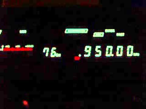 950 WWJ Newsradio 950 (presumed), Detroit, MI, USA ann at 0:29 min 00:22 UTC 20.04.2013
