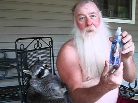 Perfumes - Hannah Montana como repelente de mapaches