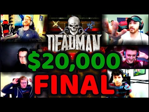 DMM Tournament Final Hour Streamer Highlights OSRS