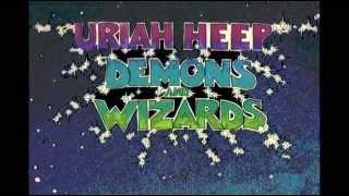 Watch Uriah Heep Poets Justice video