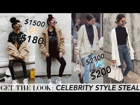 GET THE LOOK: Celebrity Style Steal! Selena Gomez, Hailey Baldwin, Madison Beer thumbnail