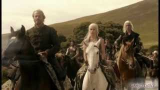 Game of Thrones: Winter is Coming (Jon Snow & Daenerys Targaryen)