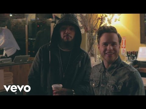 Olly Murs - Wrapped Up   Treasure Mashup Ft. Travie Mccoy video