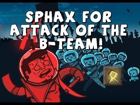 Minecraft: How to download Sphax for Attack of the B-Team Tekkit ModPack