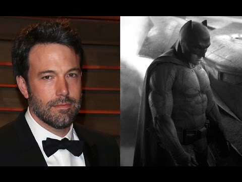 AMC Movie Talk - Affleck Talks BATMAN And The Decision To Play Him