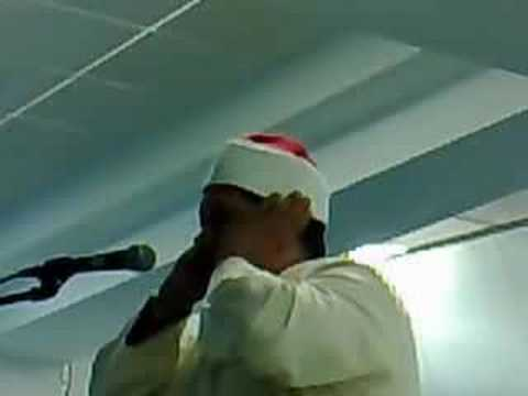 Shaikh Yasir Abdul Basit Abdussamad - Qiraat In Blackburn Uk video