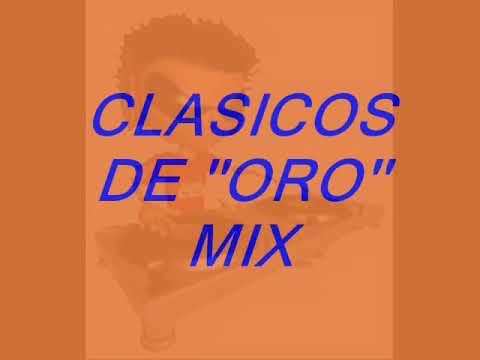 CLASICOS TECHNO DE LOS 80 & 90's MIX BY '''DJ.GABITO'''