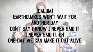 5SOS - Unpredictable [Lyrics]