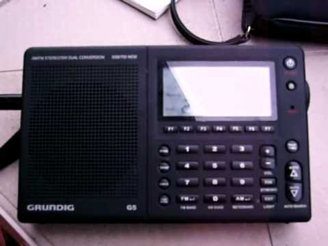 Grundig G5 Contesting/ Field Day 15 Meters