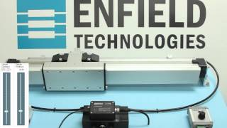 Better Rodless Positioning - Enfield Technologies