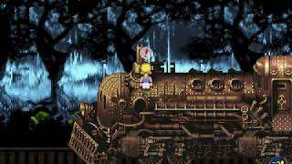Let's Play Final Fantasy VI - 011 - You know I gotta suplex the train...