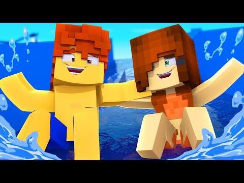 Minecraft Summer -  WATER PARK ADVENTURE! (Minecraft Roleplay - Episode 1)